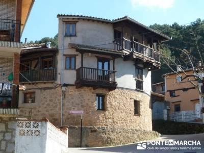 El Valle del Ambroz y la Judería de Hervás - Baños de Montemayor; trekking en madrid